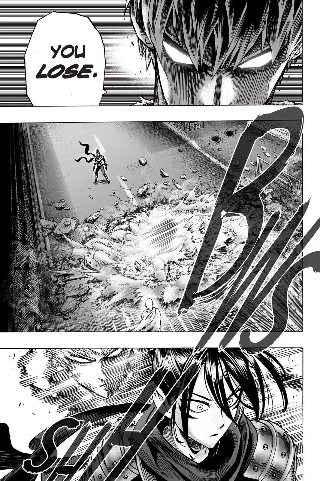One Punch Man, Chapter Onepunch-Man 44 image 005