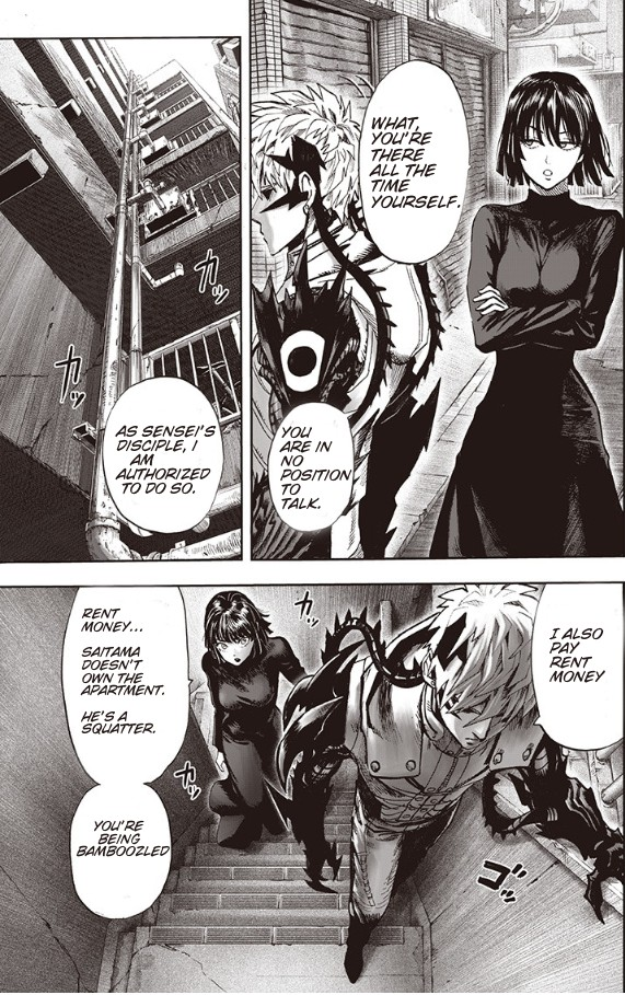 One Punch Man, Chapter Onepunch-Man 93 image 060