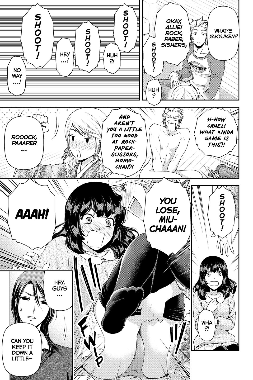 Domestic Na Kanojo, Chapter 67 image 020