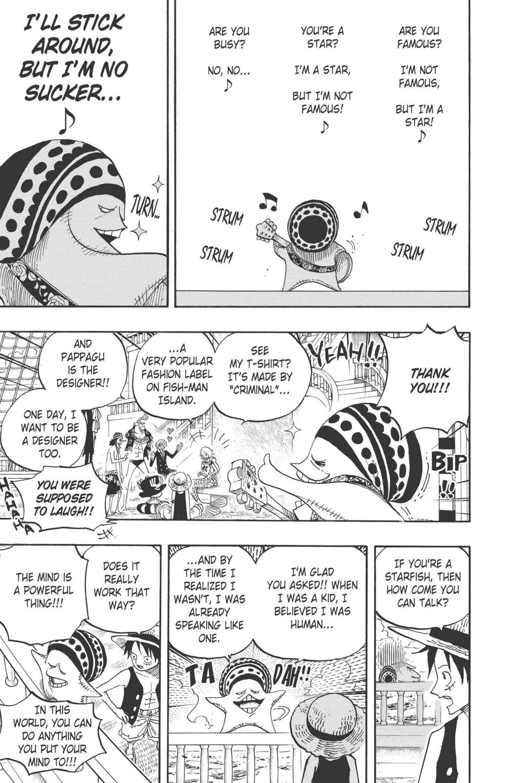 One Piece, Chapter 491 image 005