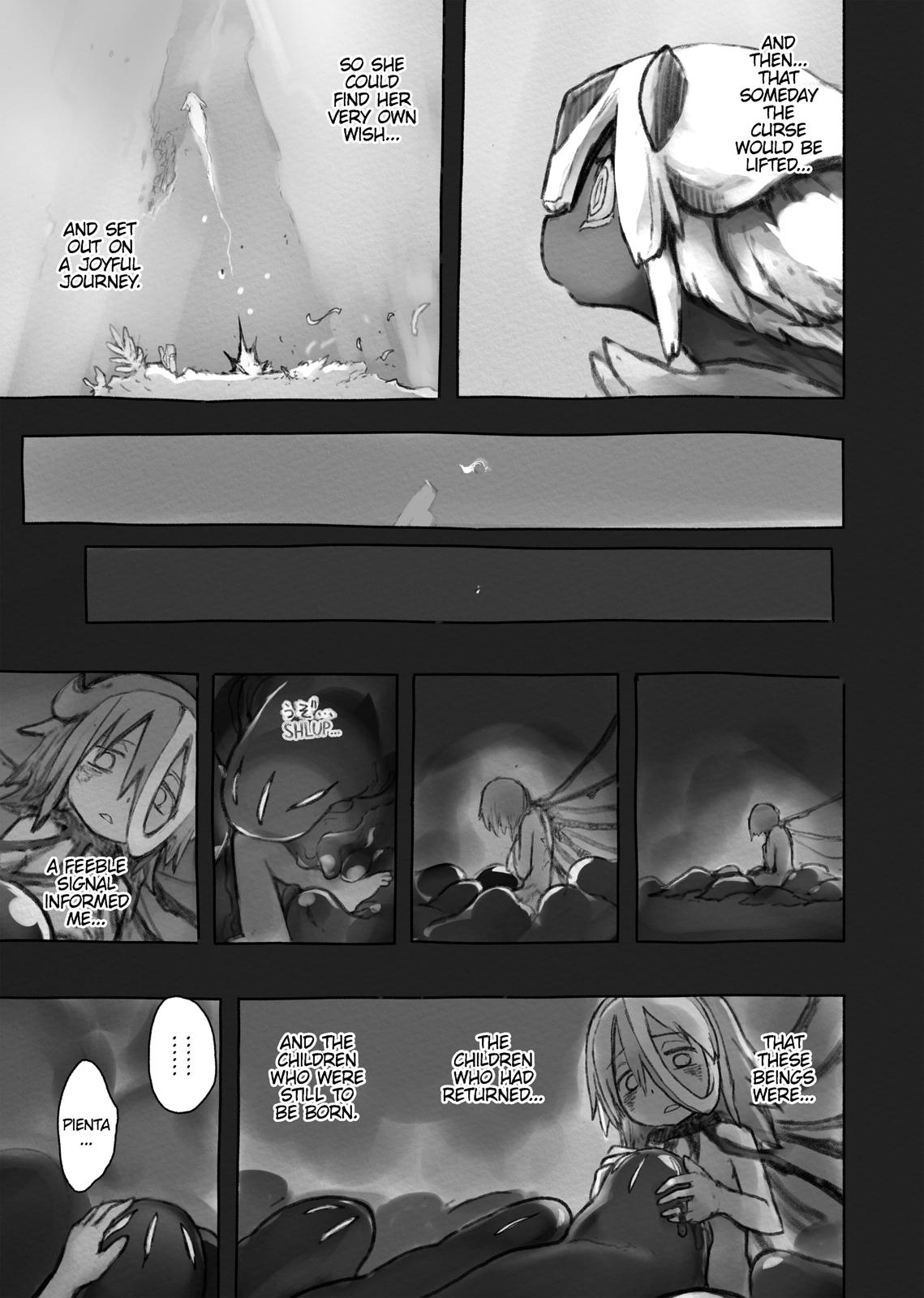 Made In Abyss, Chapter Hello,Abyss 51 image 042