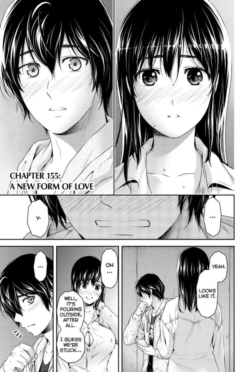 Domestic Girlfriend, Chapter 155 image 004