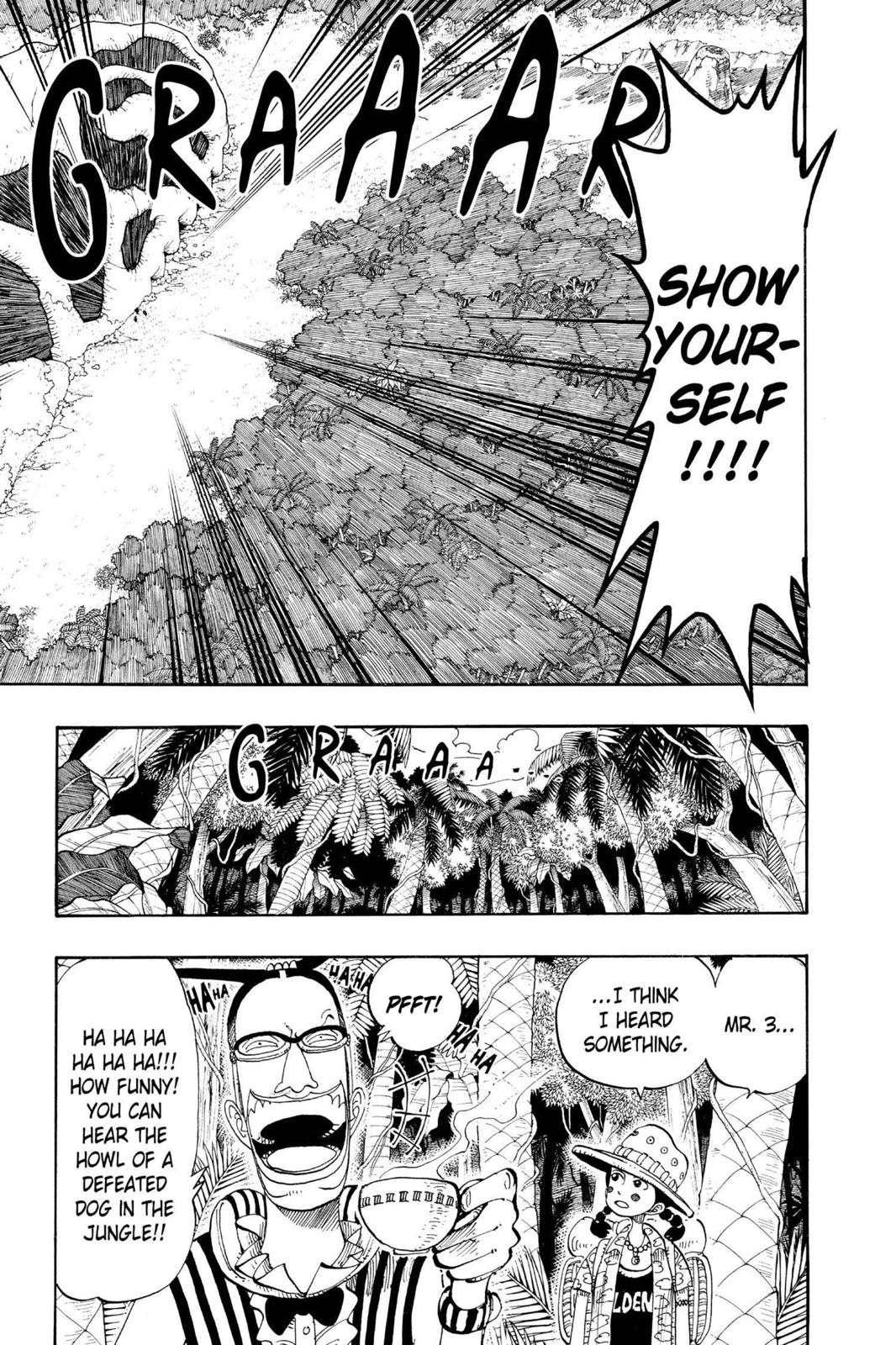 One Piece, Chapter 120 image 007