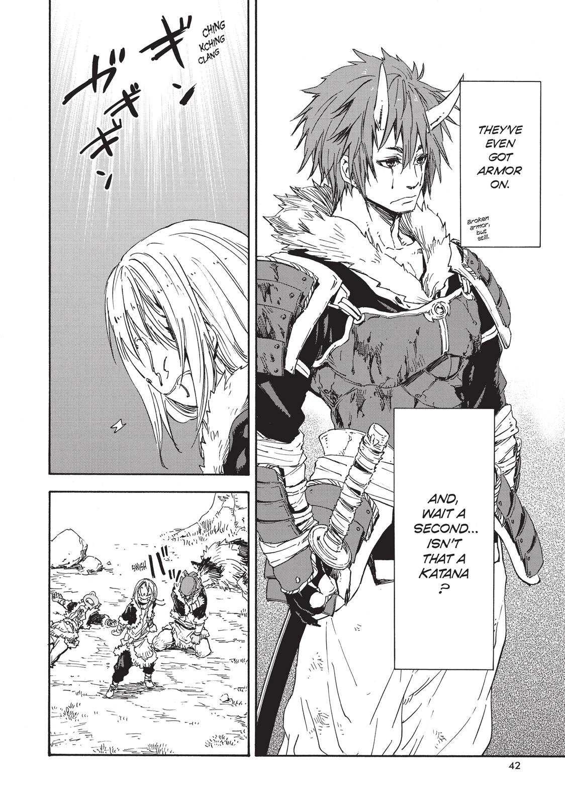 That Time I Got Reincarnated As A Slime, Chapter 13 image 004