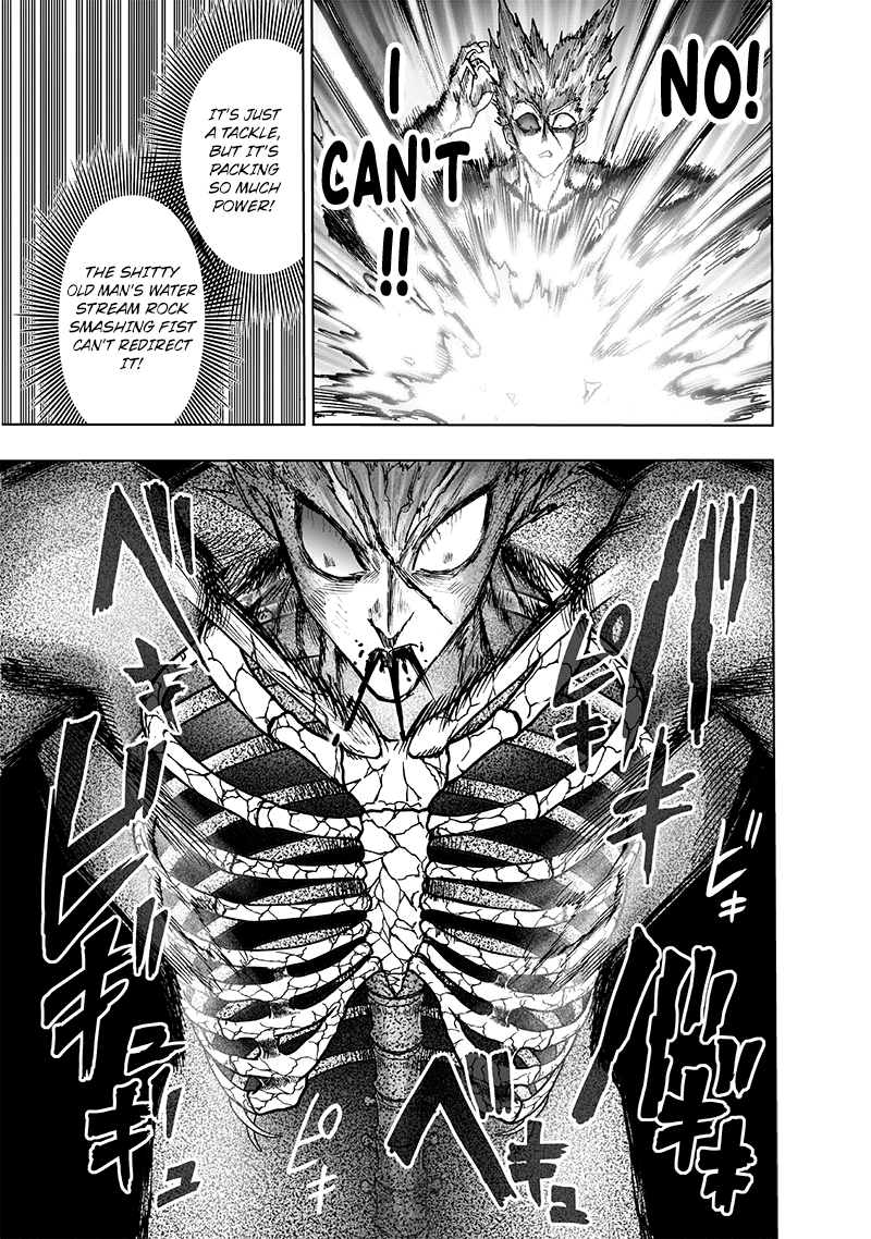 One Punch Man, Chapter 126.2 image 019