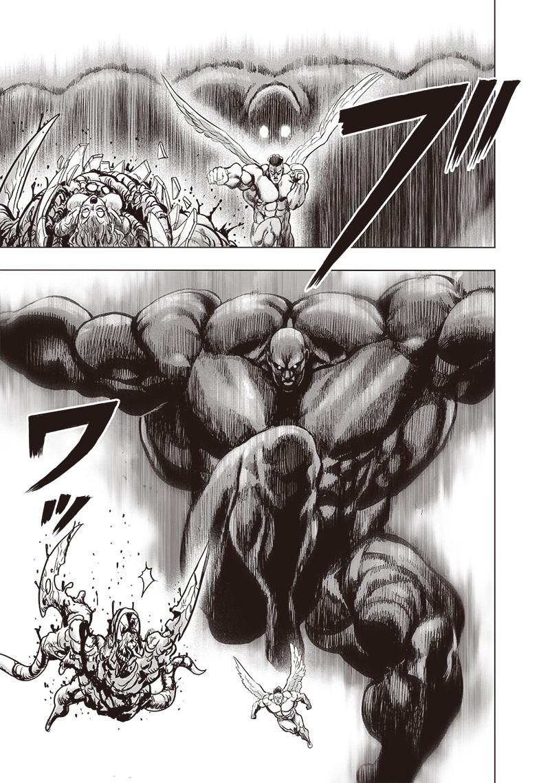 One Punch Man, Chapter One-Punch Man 138 image 022