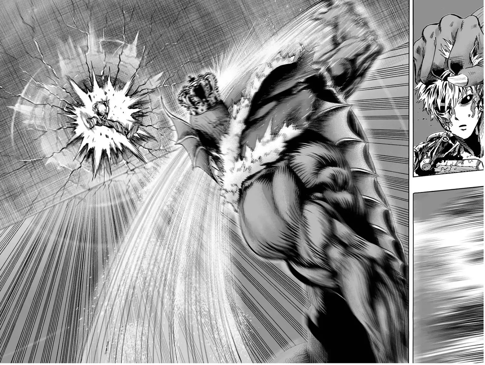 One Punch Man, Chapter Onepunch-Man 27 image 004