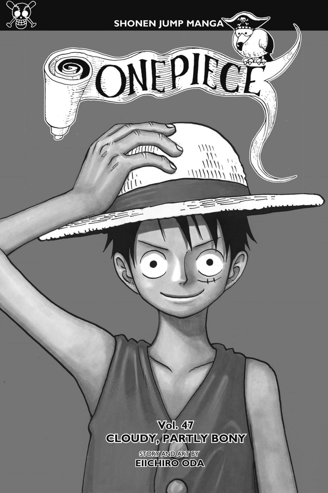 One Piece, Chapter 450 image 004