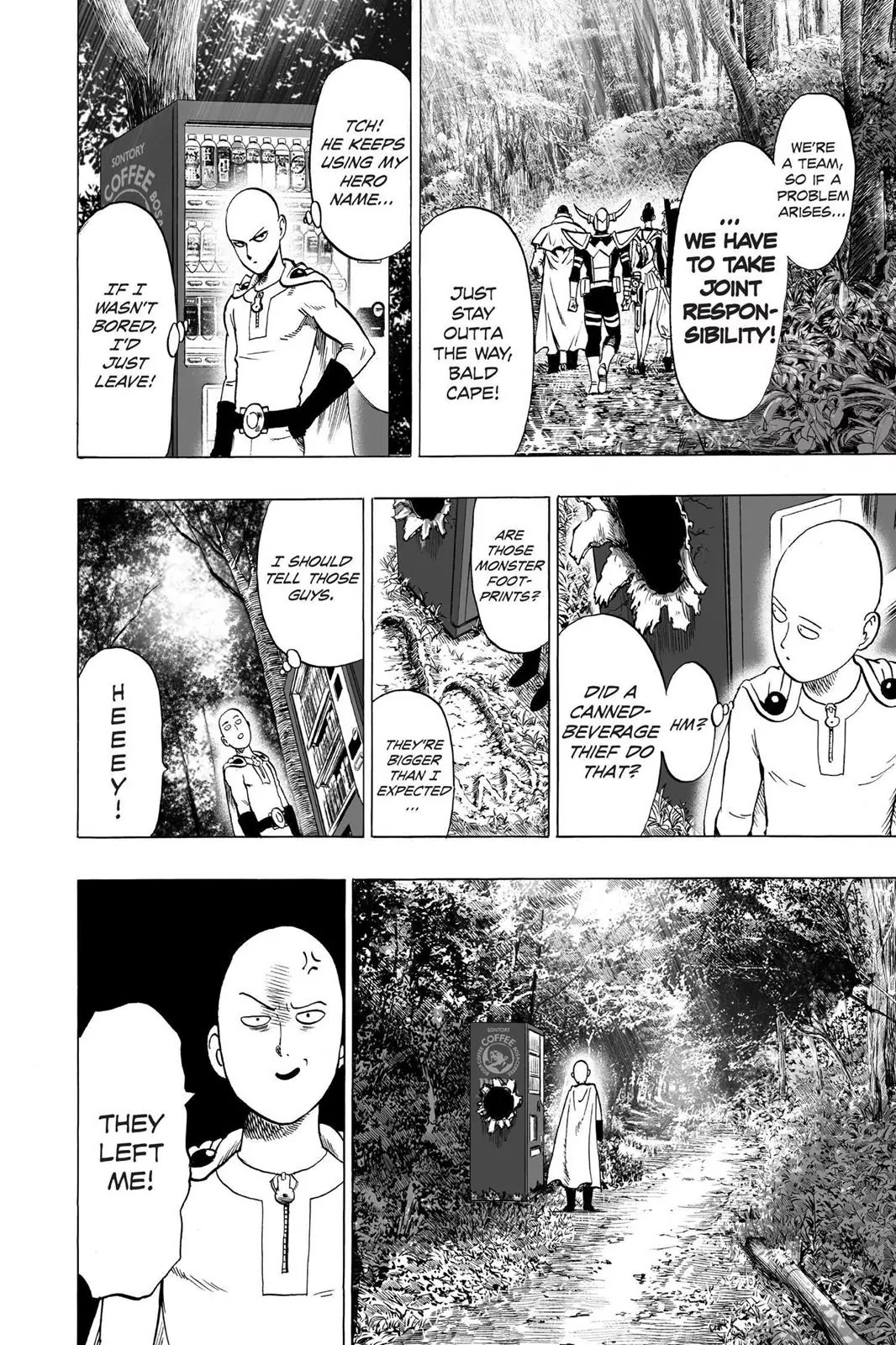 One Punch Man, Chapter Onepunch-Man 61.5 image 015