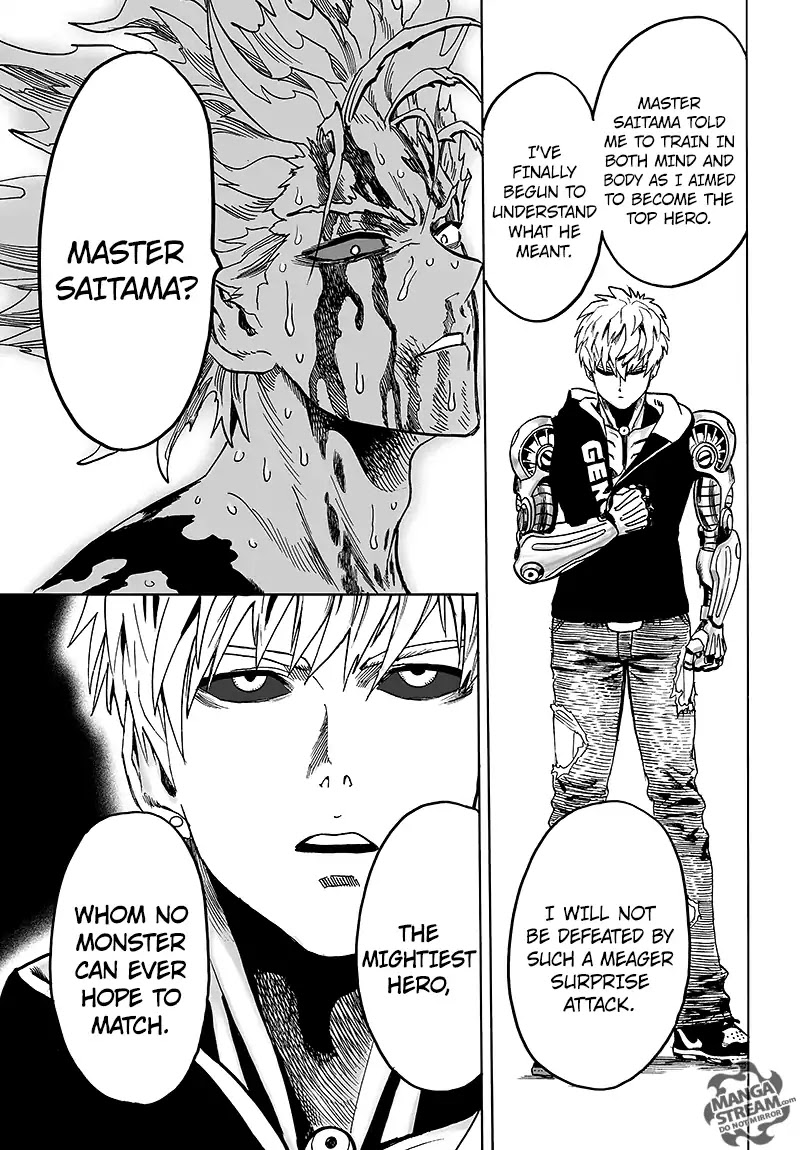 One Punch Man, Chapter Onepunch-Man 83 image 043