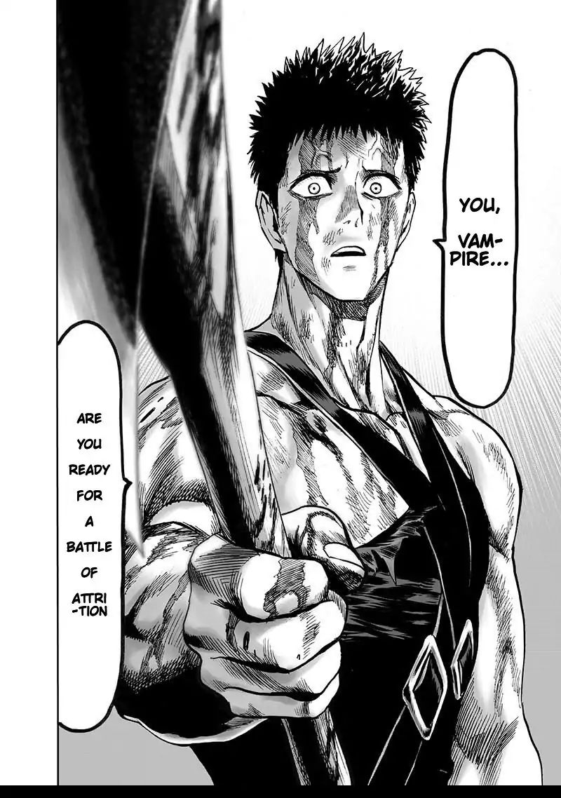One Punch Man, Chapter Onepunch-Man 101 image 039