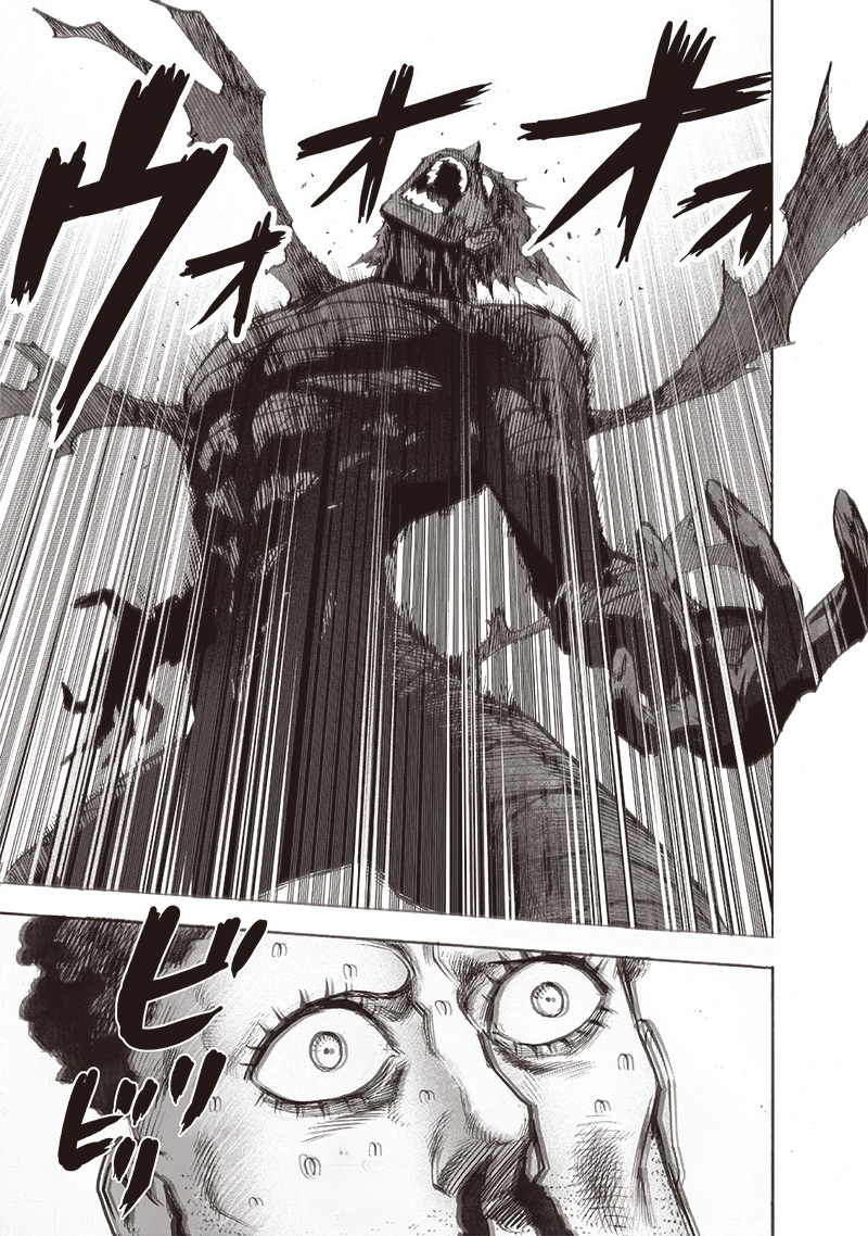 One Punch Man, Chapter One-Punch Man 115 image 009