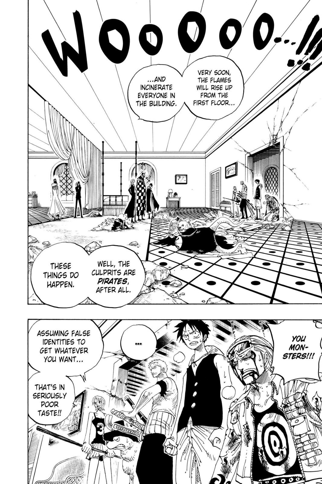 One Piece, Chapter 348 image 002