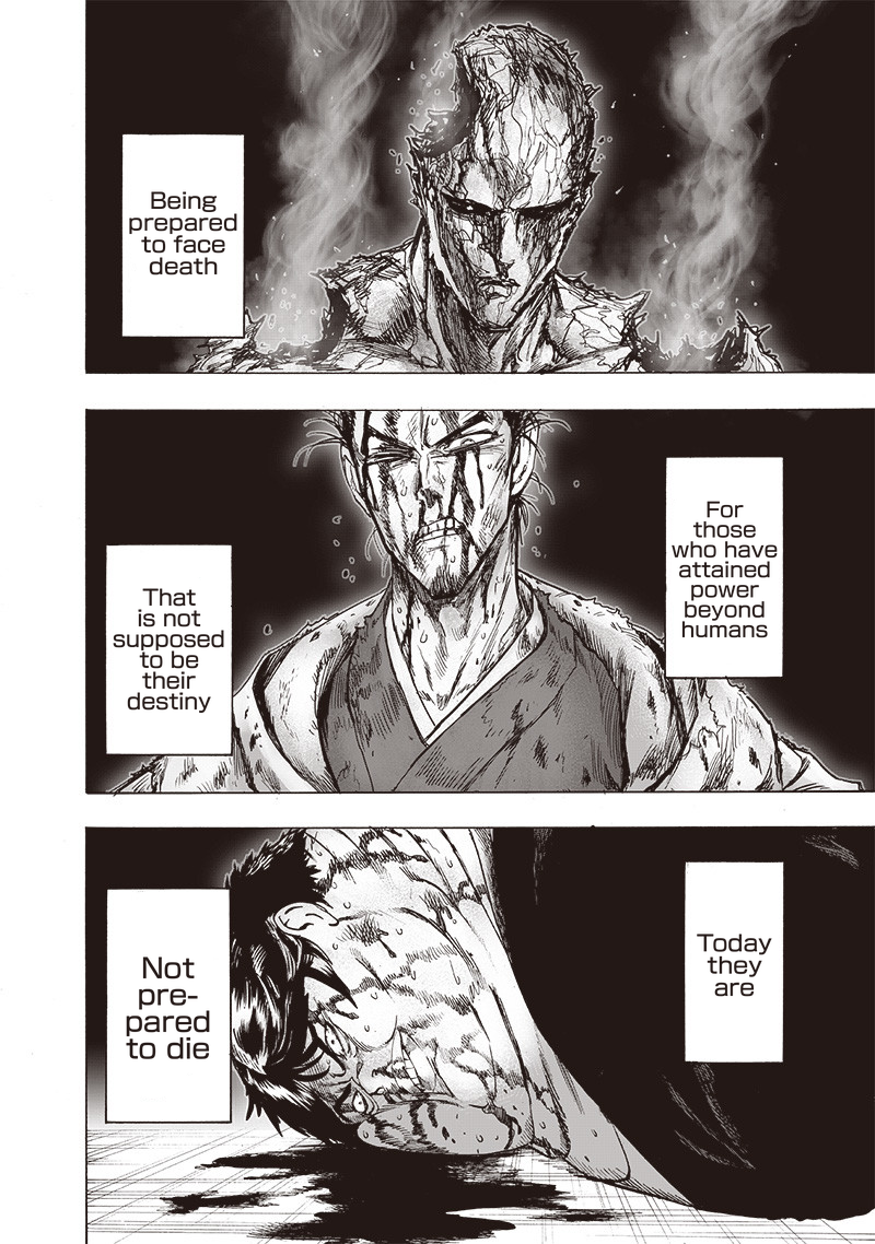 One Punch Man, Chapter One-Punch Man 123 image 013