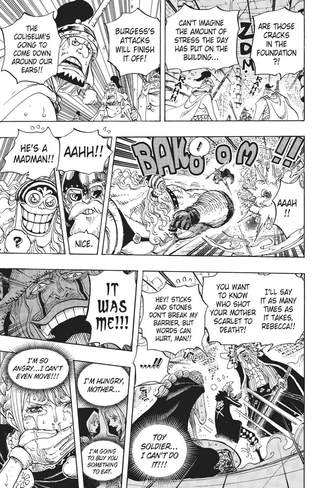 One Piece, Chapter 742 image 015