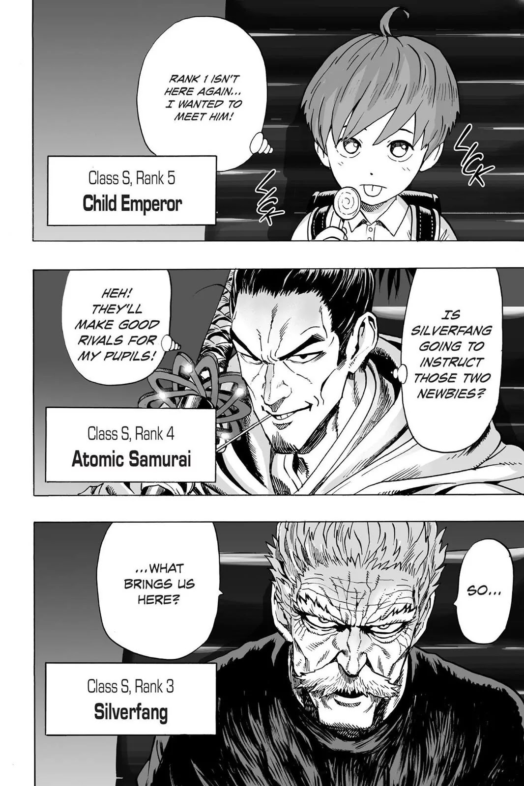 One Punch Man, Chapter Onepunch-Man 30 image 025