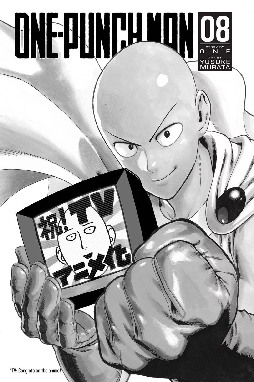 One Punch Man, Chapter Onepunch-Man 38 image 004