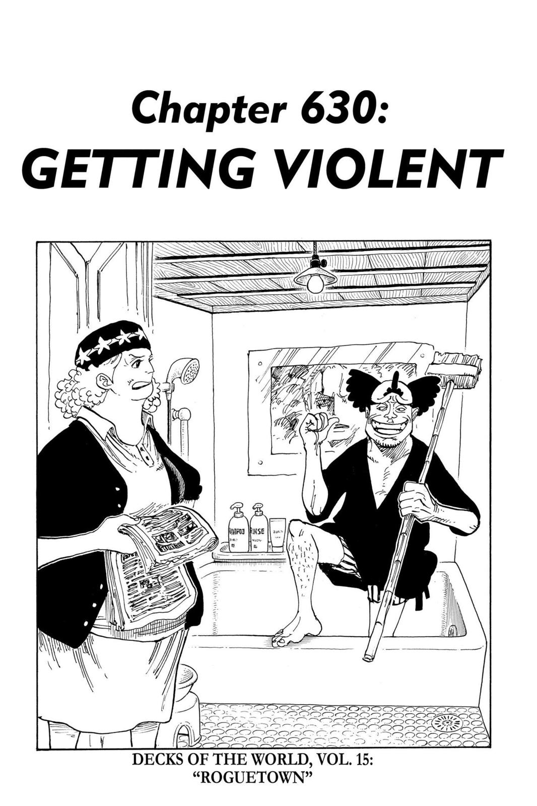 One Piece, Chapter 630 image 001