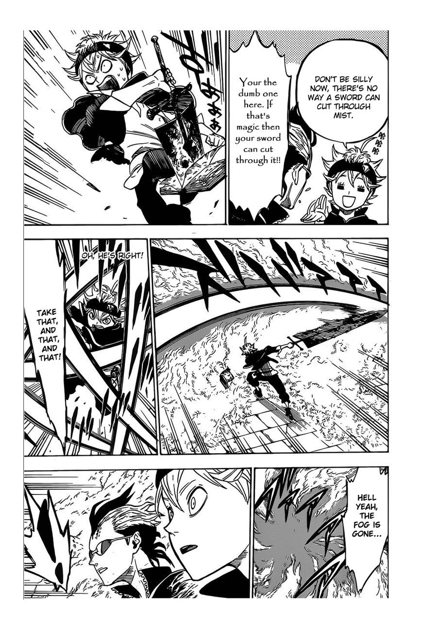 Black Clover, Chapter 6 Go Go, First MiSSON !!! image 012