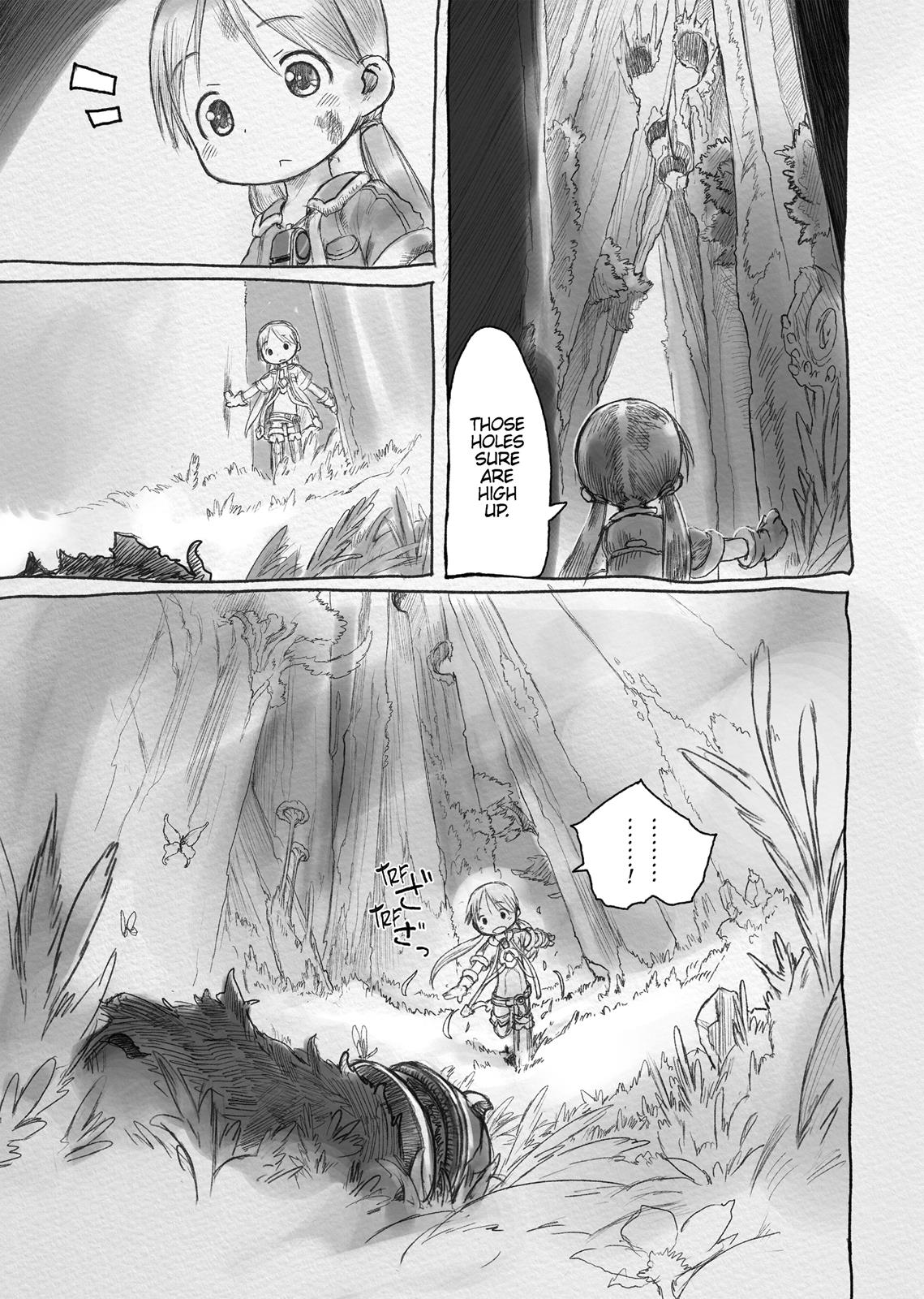 Made In Abyss, Chapter Hello,Abyss 2 image 015