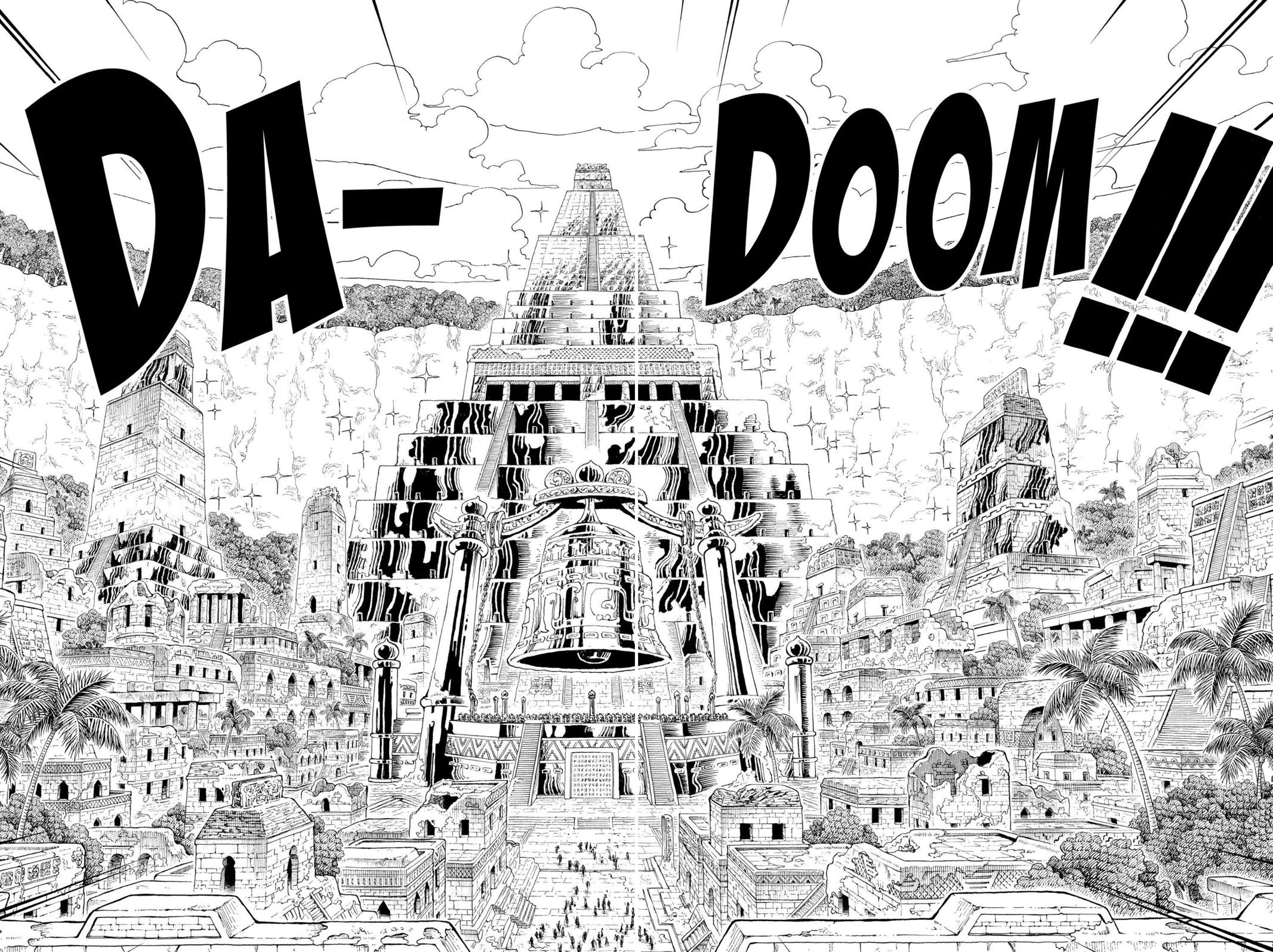 One Piece, Chapter 290 image 006