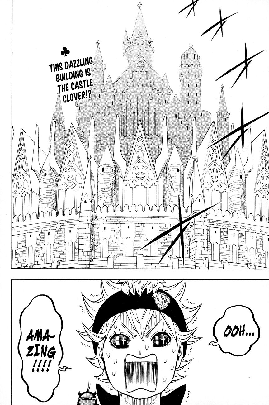 Black Clover, Chapter 22 Gathering At The Kings Palace image 002