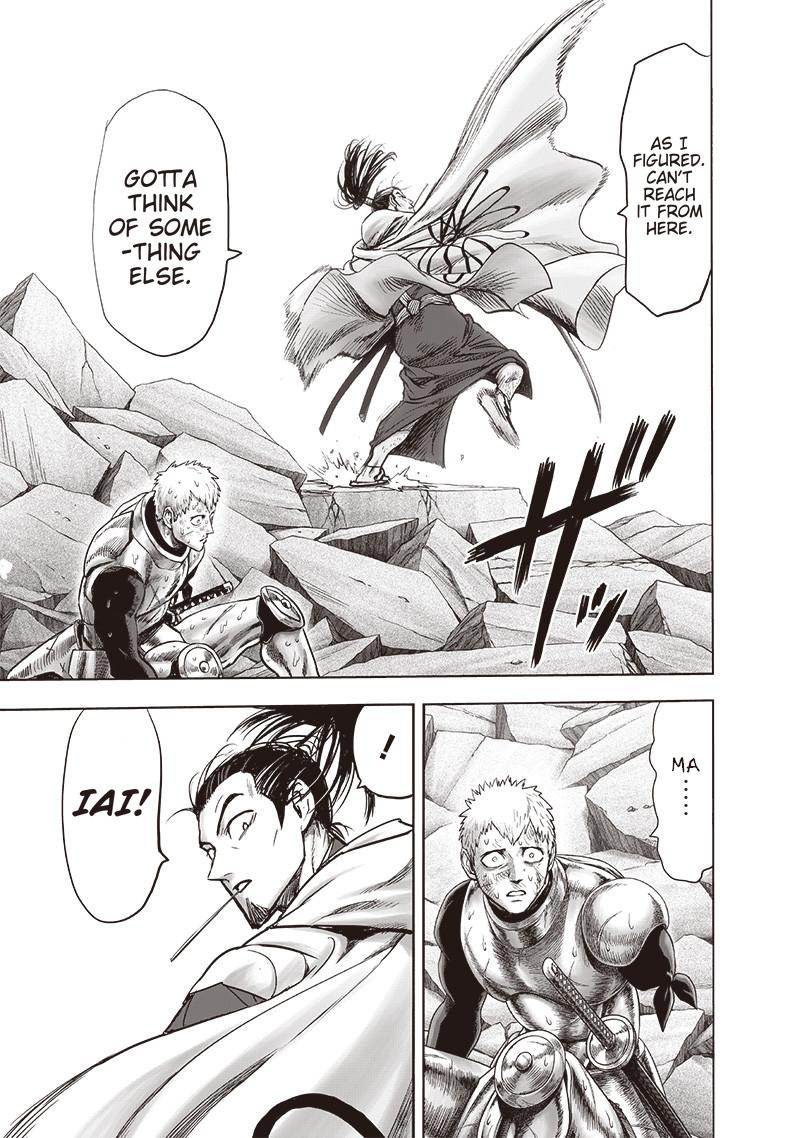One Punch Man, Chapter One-Punch Man 134.3 image 006