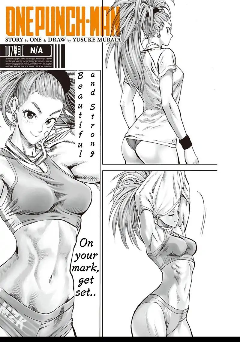 One Punch Man, Chapter Onepunch-Man 107 image 001