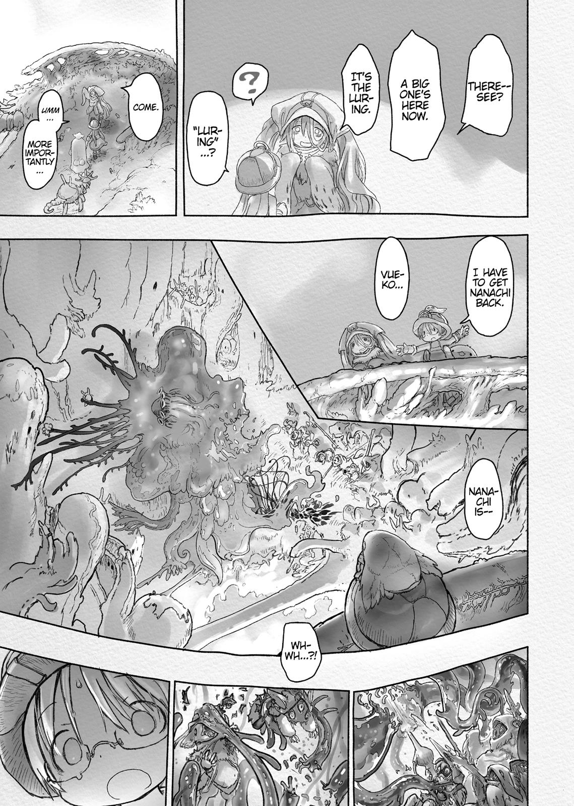 Made In Abyss, Chapter Hello,Abyss 46 image 007