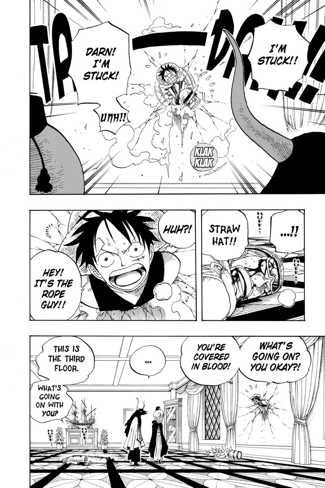 One Piece, Chapter 345 image 004