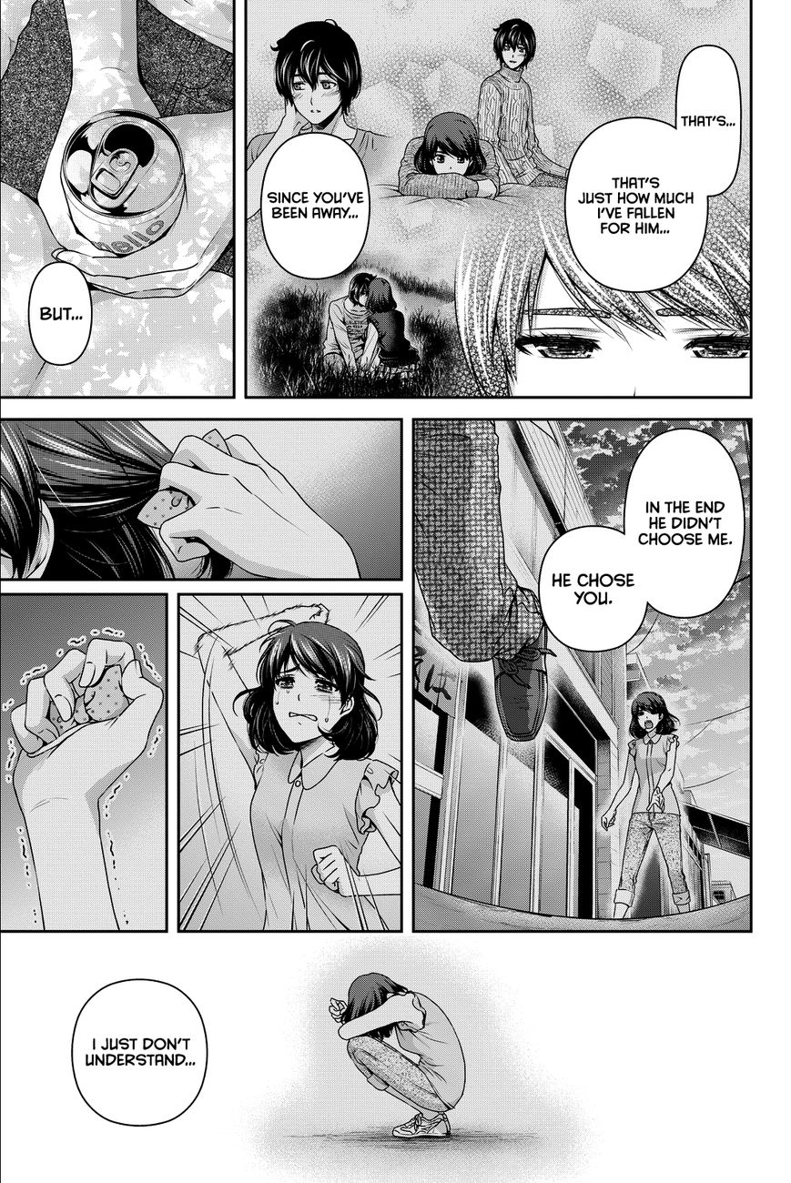 Domestic Girlfriend, Chapter 97 Their Resolve image 008