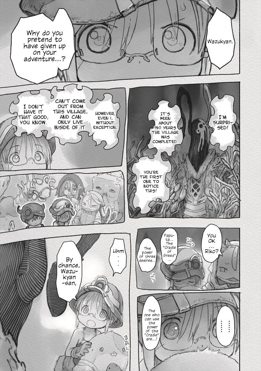 Made In Abyss, Chapter Hello,Abyss 52 image 021