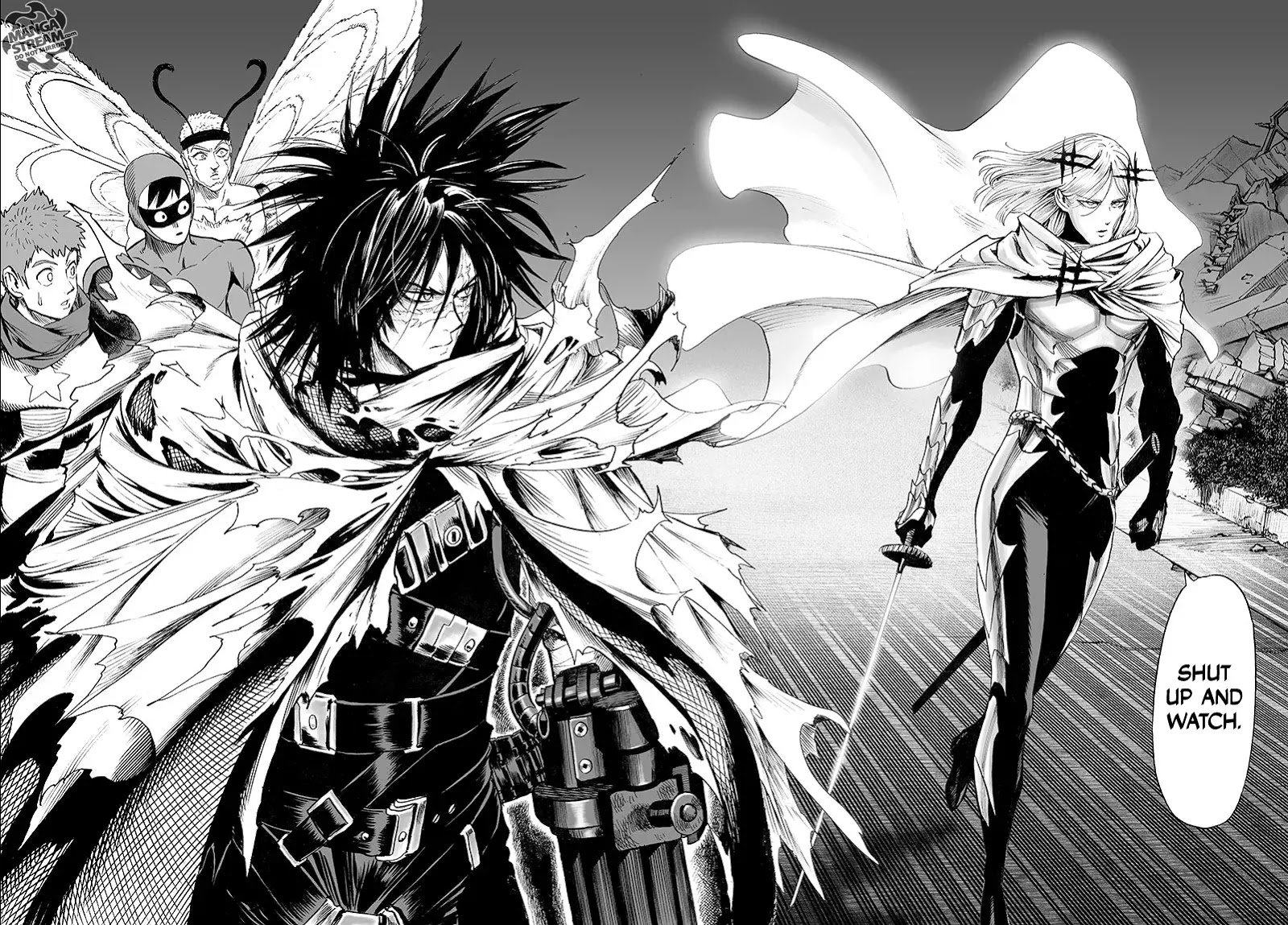 One Punch Man, Chapter Onepunch-Man 68.1 image 014