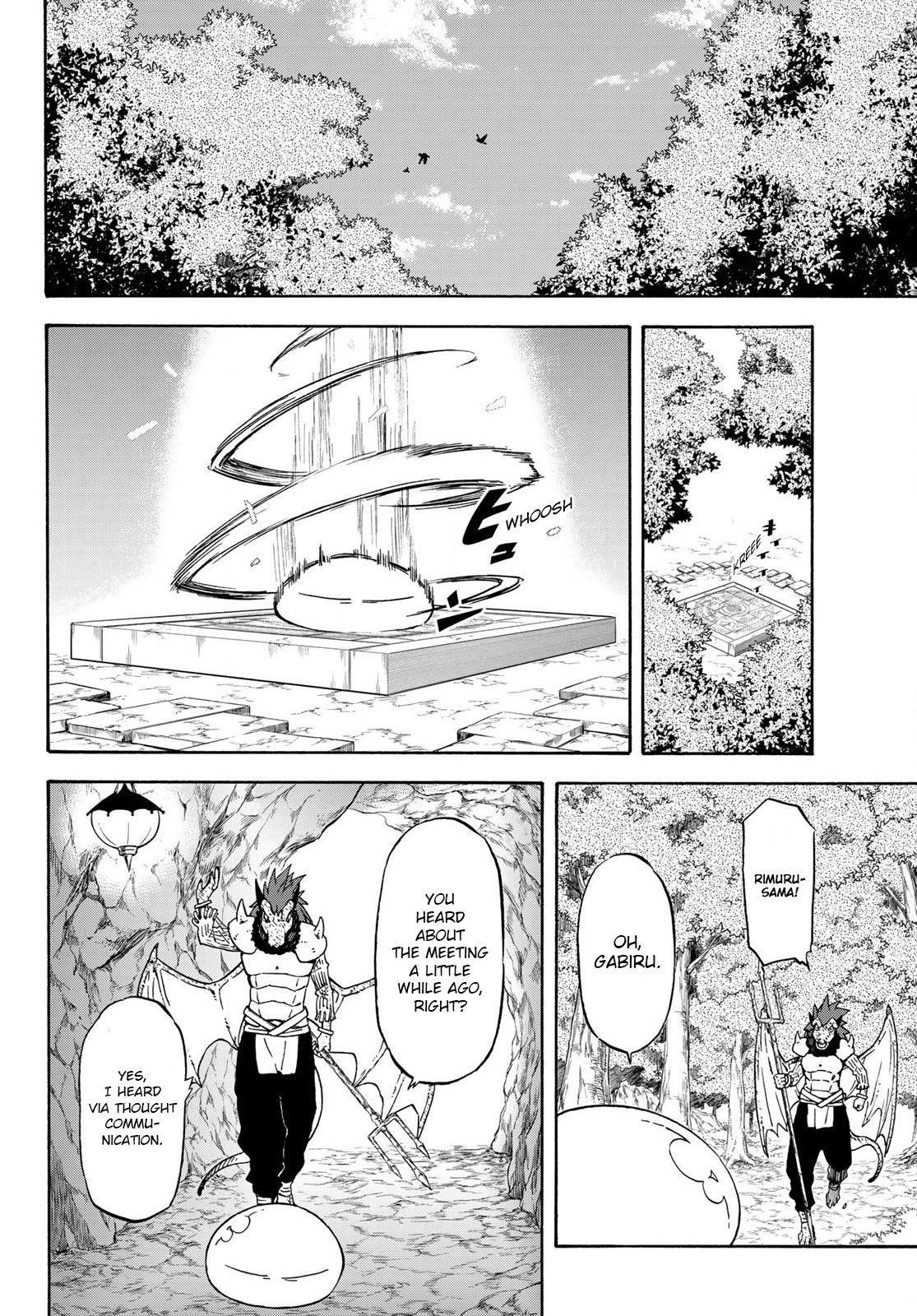 That Time I Got Reincarnated As A Slime, Chapter 71 image 010