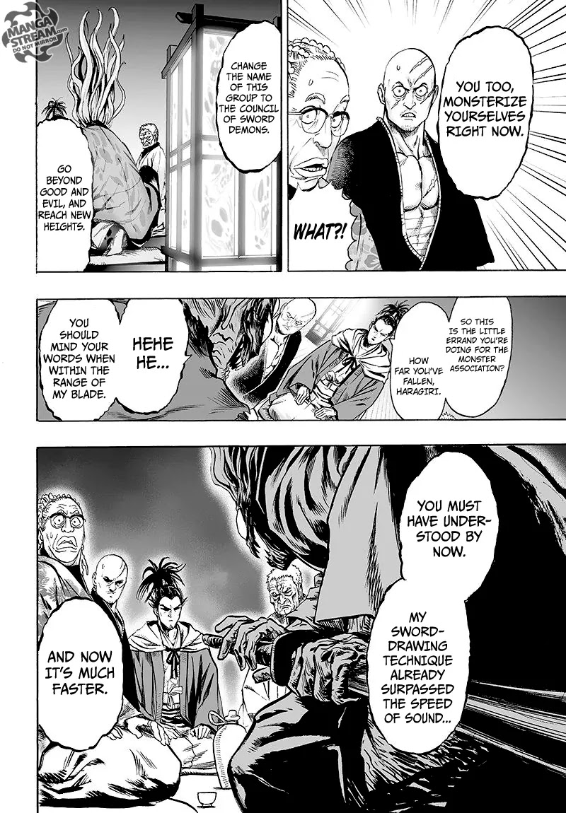 One Punch Man, Chapter Onepunch-Man 69 image 021