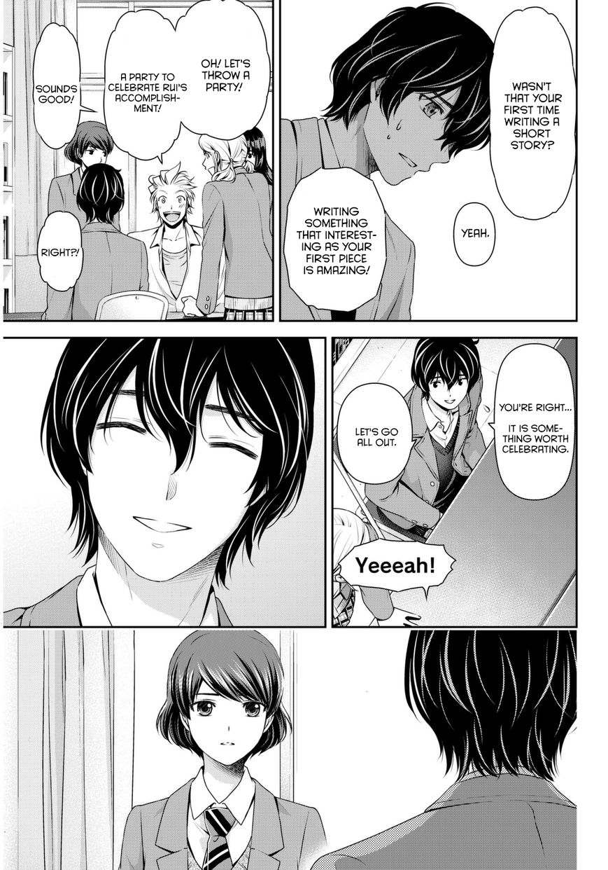 Domestic Girlfriend, Chapter 56 One Step Forward image 016