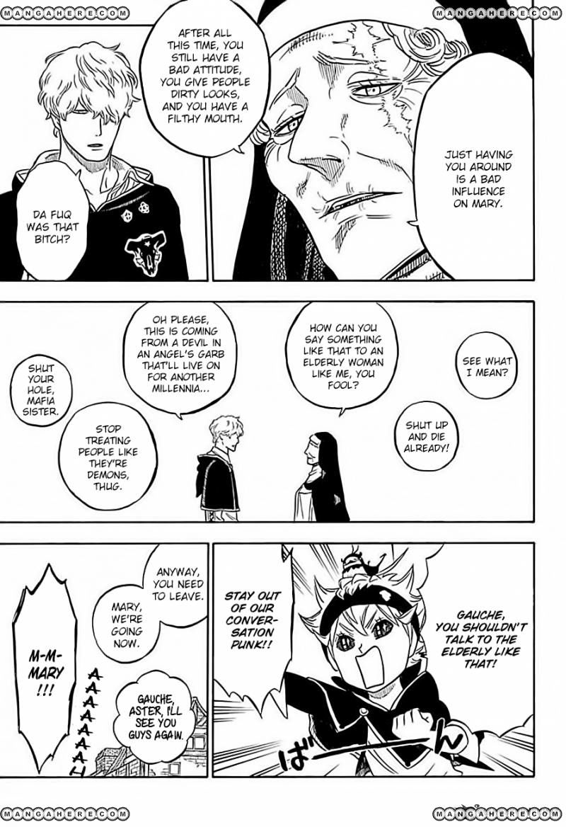 Black Clover, Chapter 39 The Mirror Mage image 009