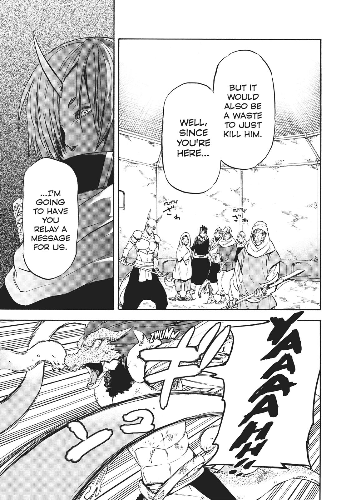 That Time I Got Reincarnated As A Slime, Chapter 21 image 019