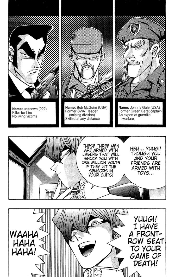 Yu Gi Oh, Chapter Vol.04 Ch.028 - The First Battlefield image 020