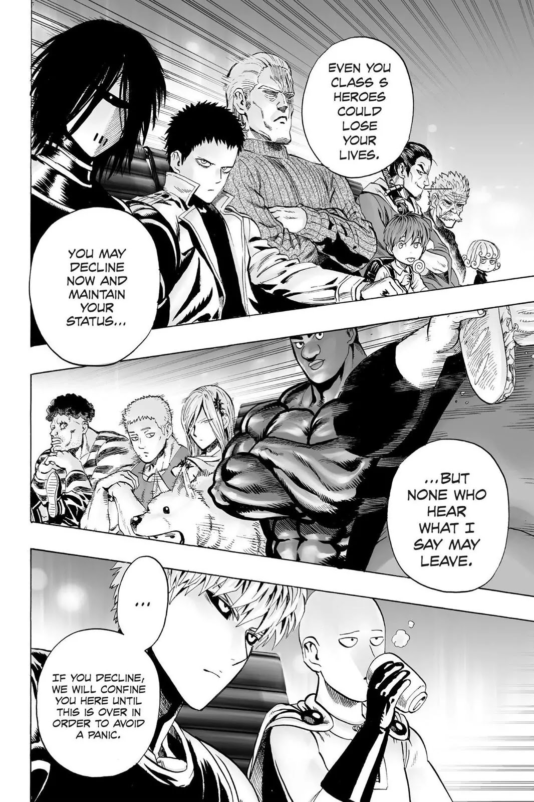 One Punch Man, Chapter Onepunch-Man 31 image 004