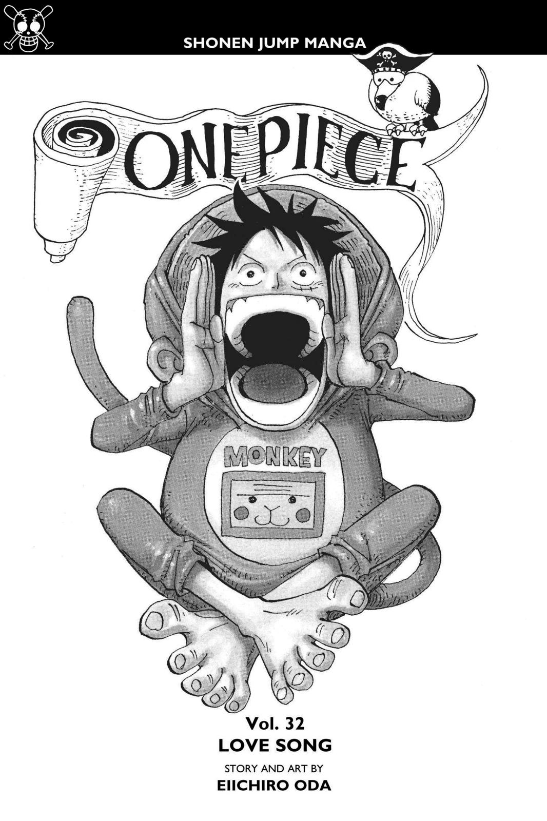 One Piece, Chapter 296 image 004