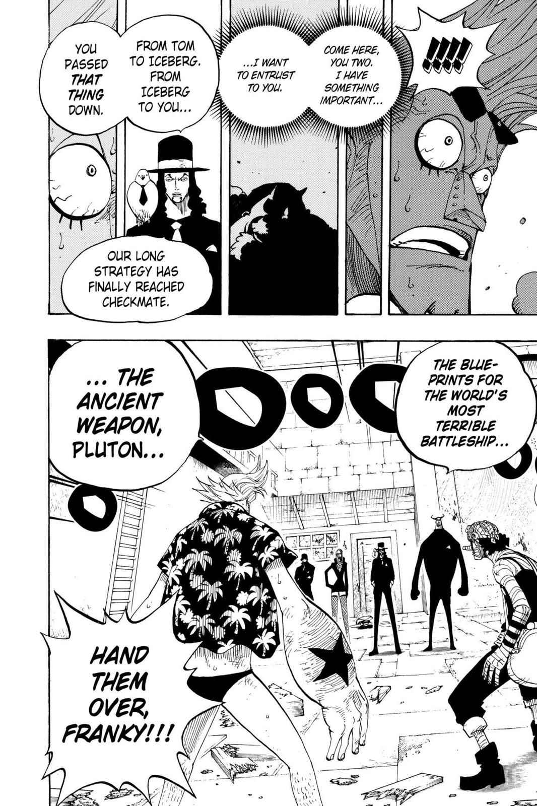 One Piece, Chapter 352 image 014