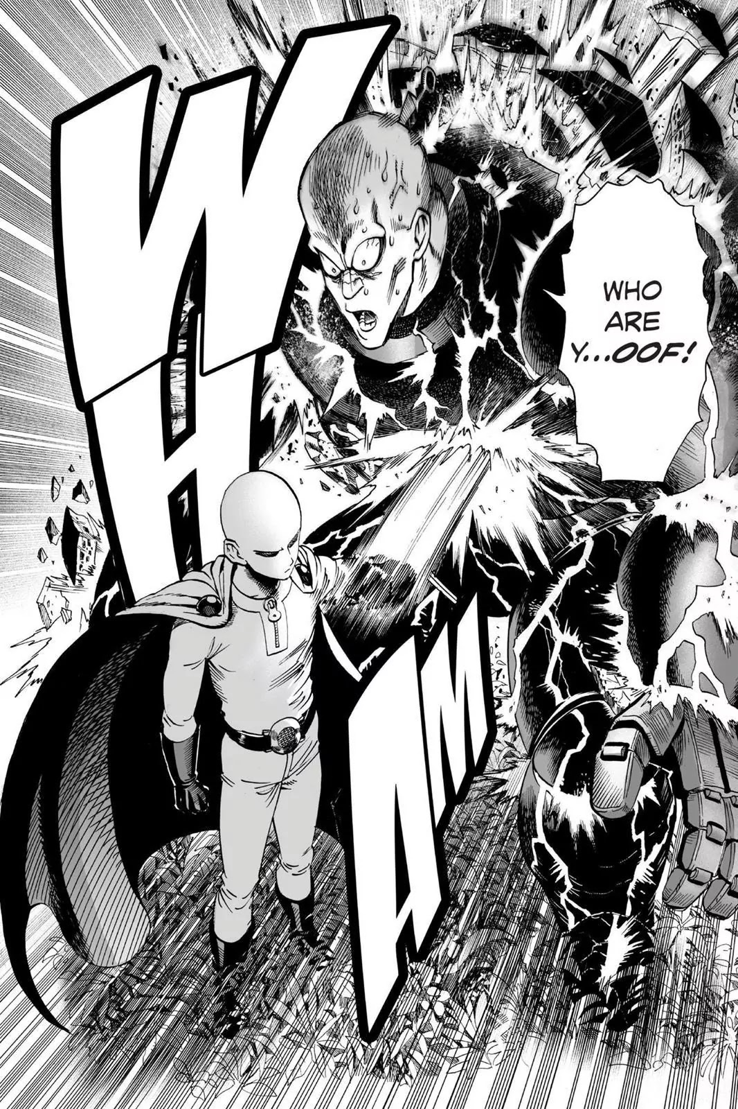 One Punch Man, Chapter Onepunch-Man 14 image 011