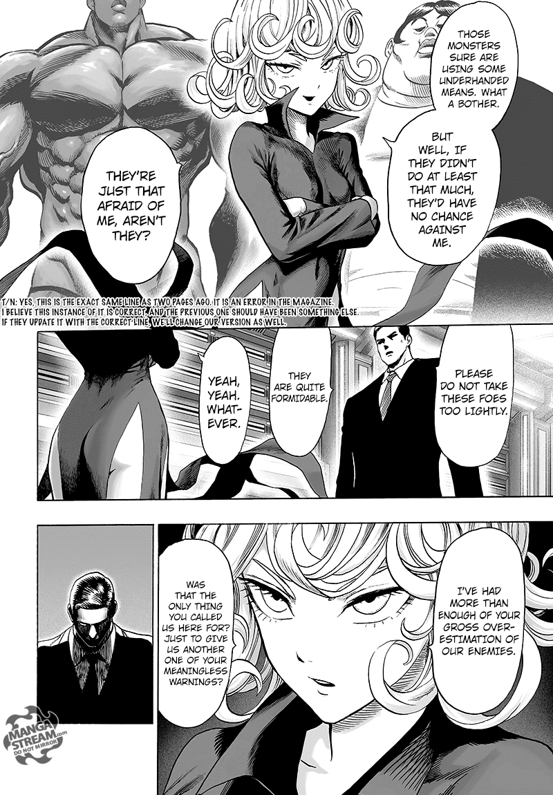 One Punch Man, Chapter Onepunch-Man 85 image 011