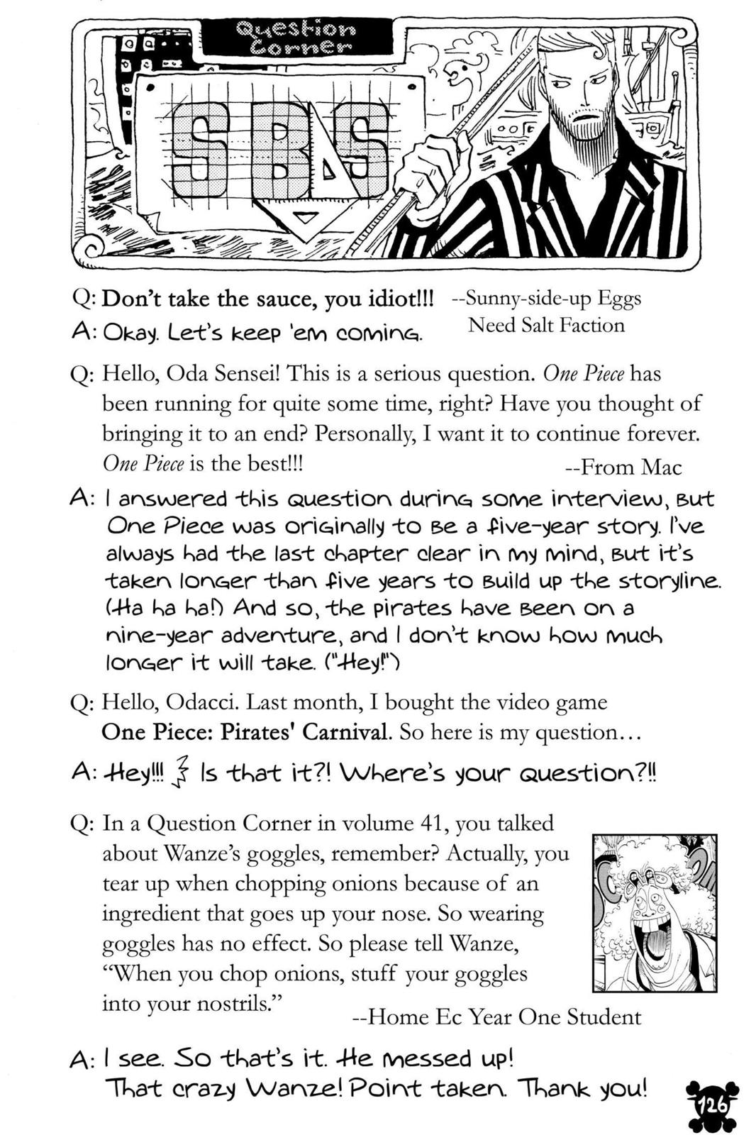 One Piece, Chapter 405 image 020