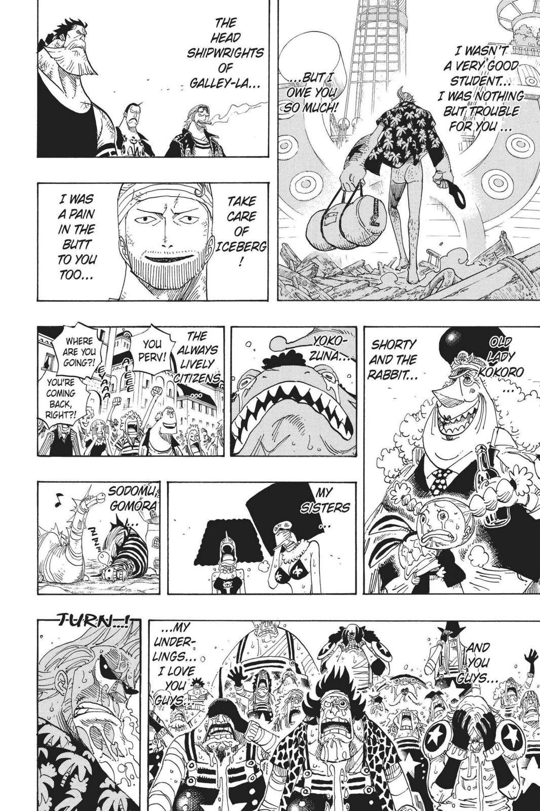 One Piece, Chapter 437 image 018