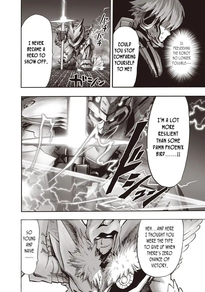 One Punch Man, Chapter Onepunch-Man 100 image 009