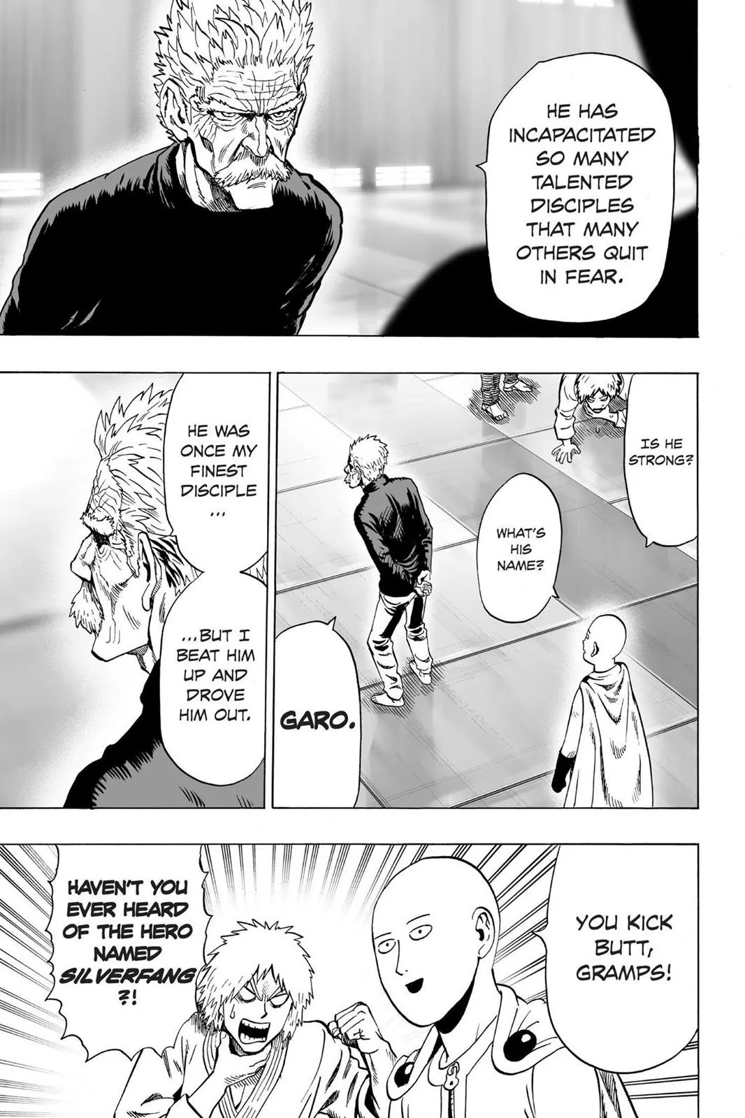 One Punch Man, Chapter Onepunch-Man 30 image 010