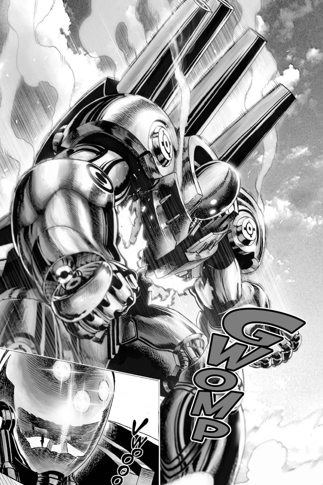 One Punch Man, Chapter Onepunch-Man 21 image 036