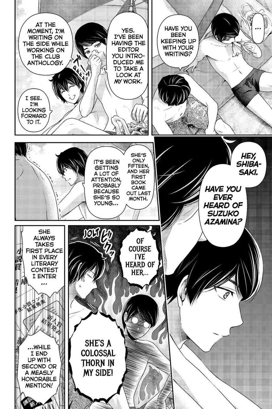 Domestic Girlfriend, Chapter 177 Trying to Change image 006